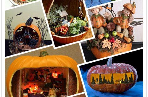 Halloween Pumpkin DIY ideas, Halloween home decorations, Halloween DIY with Kids
