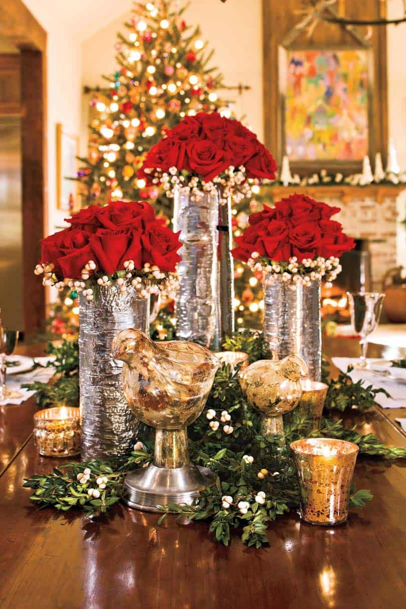 Christmas Table Decoritions, Christmas special Table Decoritions, traditional christmas Table Decoritions, #Christmas