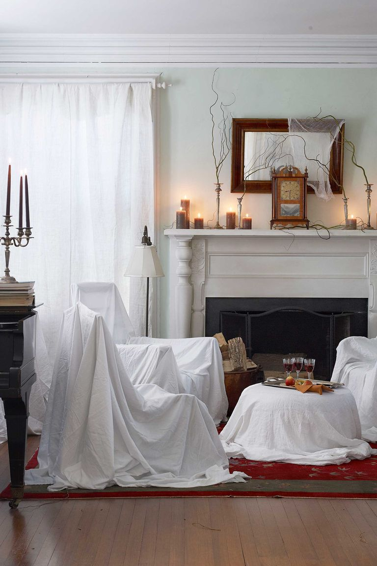 60 Awesome Halloween Party Decor Ideas