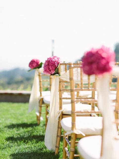 Sensational Ways to Dress Up Your Wedding Chairs, wedding chairs decor ideas, wedding chairs inspiration, chic and fabulous wedding flowers #wedding ideas
