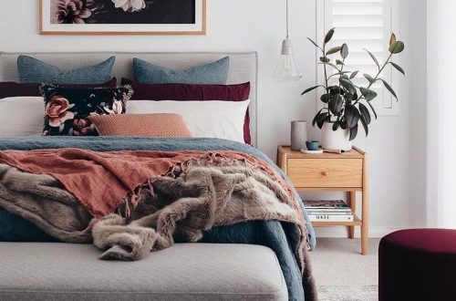 cozy grey and white bedroom ideas,bedroom ideas for small rooms,bedroom decor on a budget,bedroom decor ideas color schemes #bedroomdecor #homedecor