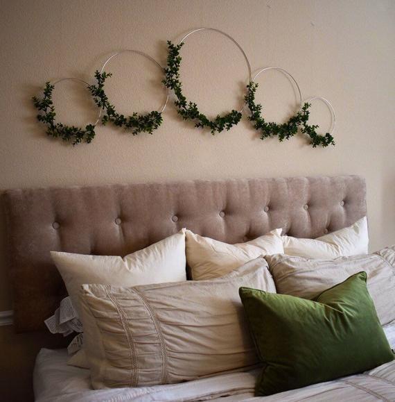 simple Christmas wreath, Some cheap ideas for Christmas wreath, Beautiful Christmas Wreath Ideas,
