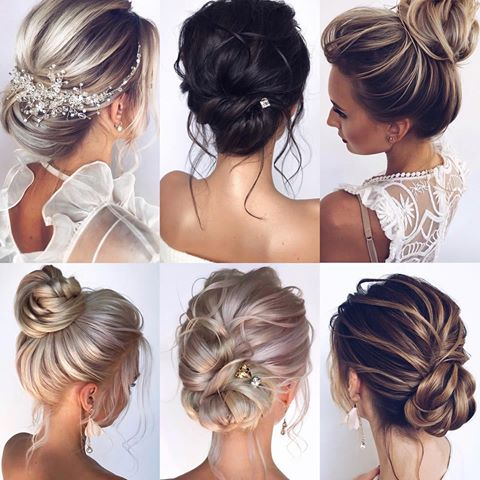 hair color trends 2019, long hairstyles ideas, wedding hairstyles, hair styles, wedding updos, medium wedding hairstyles