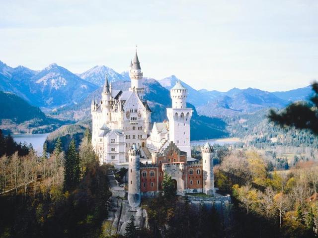 德国最美的16座城堡