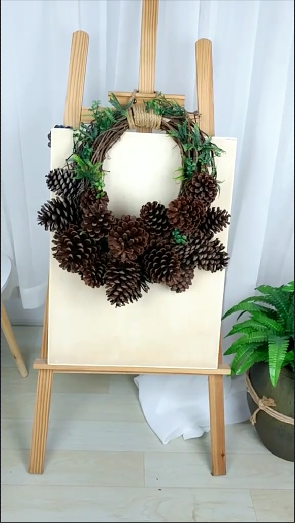 pine cone craft ideas, pine cone art, how to paint pine cones, pine cone tree craft, home decor ideas with pine cones, pine cone crafts for kids,